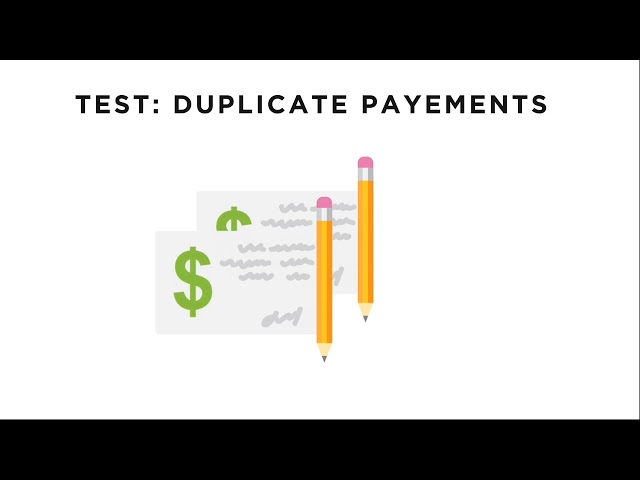 Duplicate Payments Employee Fraud